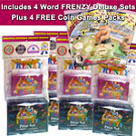 word frenzy contents